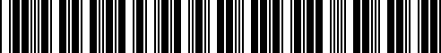 Barcode for NIS12008300