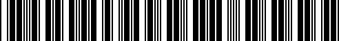 Barcode for NIS19003000