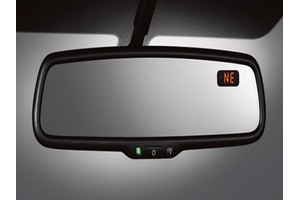 Auto-Dimming Rear View Mirror (E/C With Compass) image for your 2016 Nissan Sentra